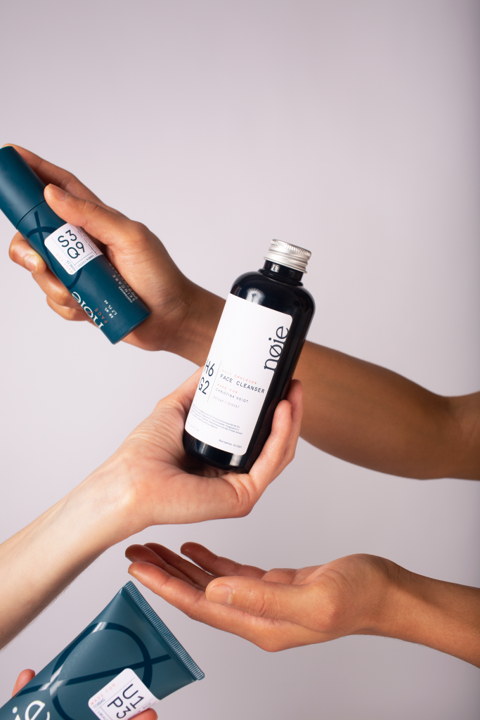 Getting under the skin of Nøie: why we invested in the Danish customised skincare platform>
