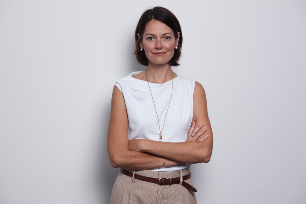 Founder Spotlight: Poppy Gustafsson, CEO and Co-founder of Darktrace>